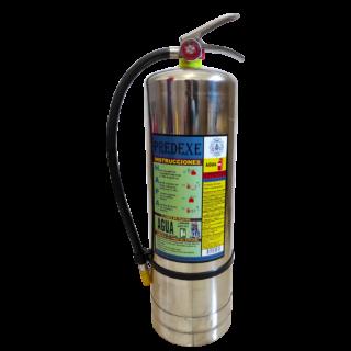 Extintor 10 lts Agua