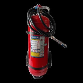 extintor 100 lbs pqs