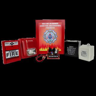 Kit de Alarma dsc 6 piezass